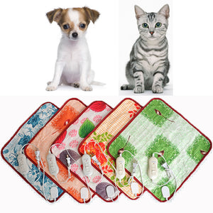 Dog/Puppy/Cat/Kitten Electric Heating Blanket Anti-scratch