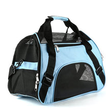 Load image into Gallery viewer, Pet Dog/Cat Breathable Travel Transport Carrying Bag - Sling Backpack Sizes Small-Medium-Large