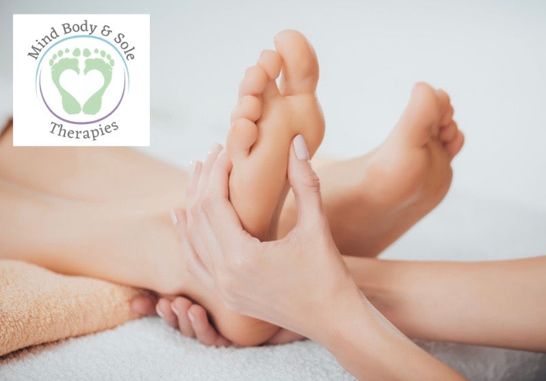 Reflexology, have you tried it ? By Alison Sheff