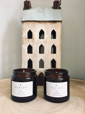 Candle Gift Set, 2 Candles, Awaken & Inspire