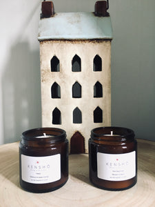 Candle Gift Set, 2 Candles, Happy & New Beginnings