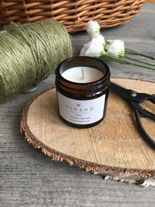 Peace Soy Wax Candle 60ml