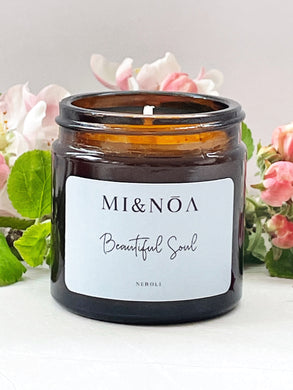Beautiful Soul Soy Wax Candle Gift
