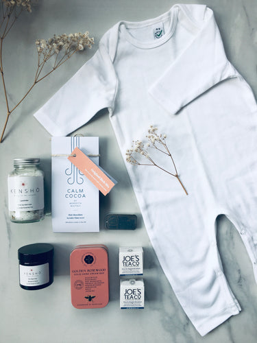 Calm Mother & Baby Wellness Gift Box