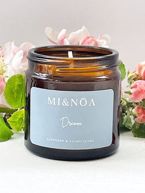 Dream Soy Wax Essential Oil Candle