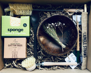 Eco Friendly Earth Wellness Gift Box