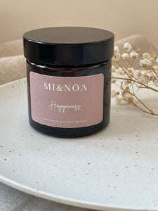 Happiness Soy Wax Candle