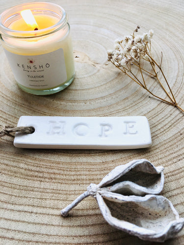Hope Ceramic Tag
