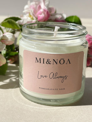 Love Always Soy Wax Candle