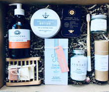 Load image into Gallery viewer, Luxury Orange Grove Wellness Gift Box