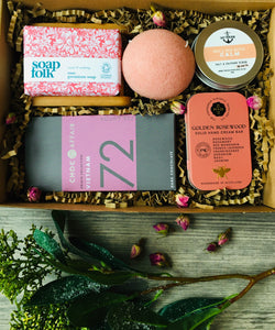 Me time, Eco Friendly Wellness Gift Box