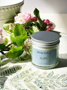 Meditate Soy Wax Candle Gift