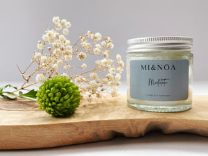 Meditate Soy Wax Candle