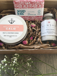 Repose Spa Gift Box