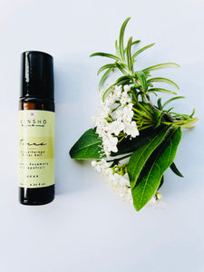 New Focus Aromatherapy Roller Ball