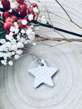 Load image into Gallery viewer, Ceramic Dotty Star