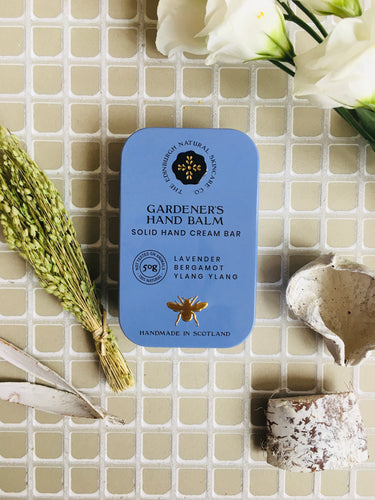 Gardener's Solid Hand Cream Bar