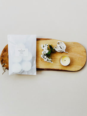Hygge Frankincense & Myrrh Tea Lights