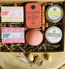 Load image into Gallery viewer, The Pamper Wellness, Eco friendly Gift Box