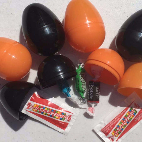 Halloween Eggs (1 Item) Candy filled - 1000 pcs