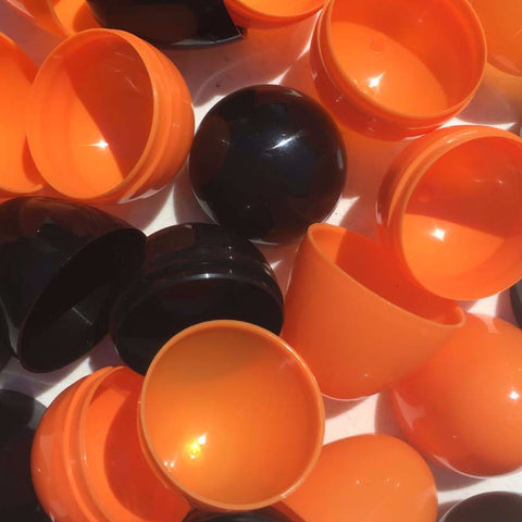 Halloween Bulk Plastic Eggs - 500 Count