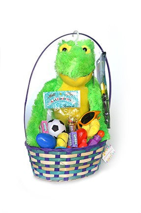 Easter Basket Large Filled