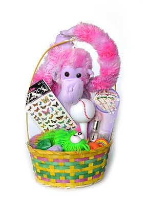Easter Basket LG Filled