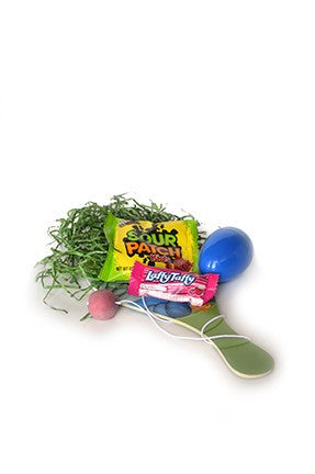 Easter Paddle Ball Filled (12 Count)