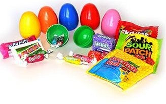 (1 Item) Supreme Candy filled Eggs - (1000) pcs