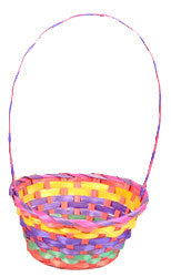 Easter Basket Empty 1 DZ