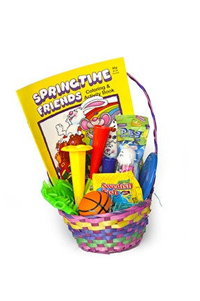 Easter Basket Filled - Small