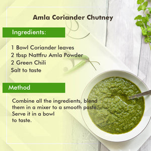 Amla Powder – Real Fruit Only (No Added Sugar)