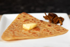 Triangle Parantha 6 Pcs (Frozen)