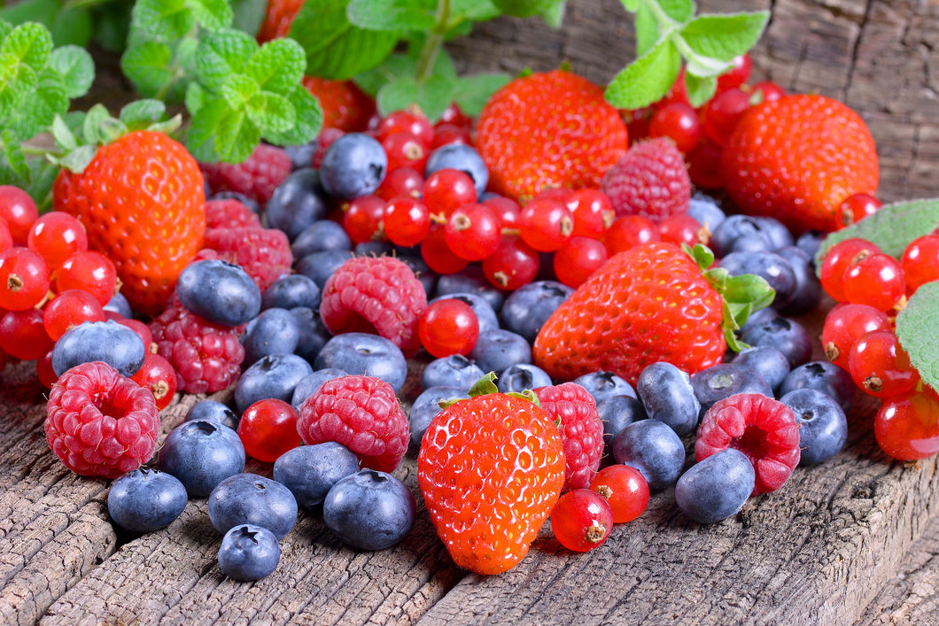 Frozen Mix Berries 500g