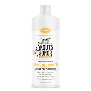 Skout's Honor Urine Destroyer Carpet Pat Penetrator, 32 fl. oz.