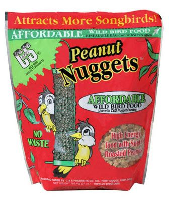 Peanut Suet Nuggets, 27 oz.