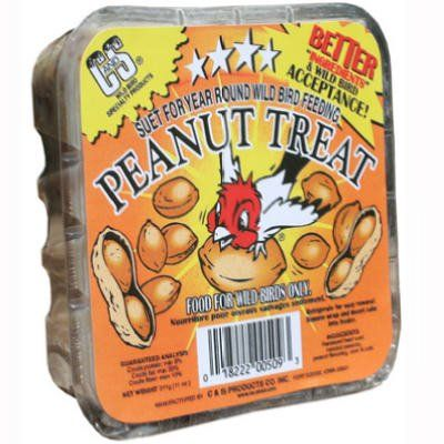 Peanut Treat Mega Suet Cake