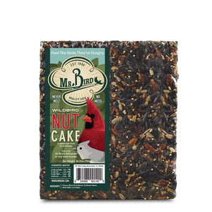Mr. Bird Nut Cake Large