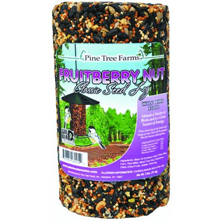 Seed Log Fruitberry Nut, 2 lb.