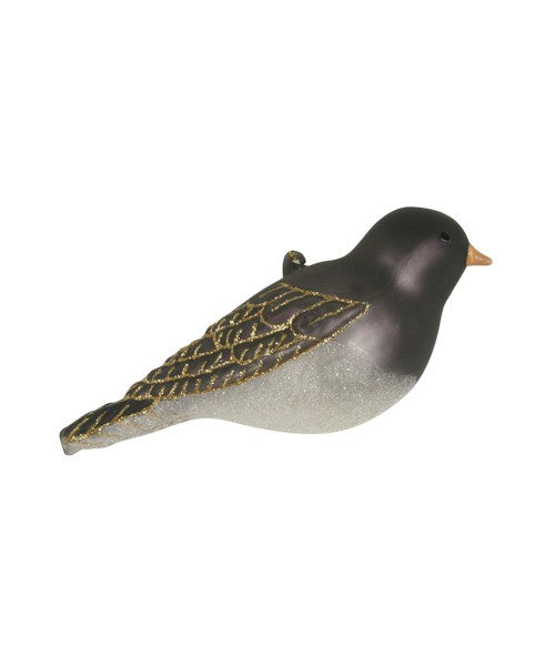 Dark Eyed Junco Ornament C397