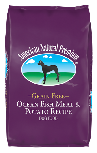 ANP Grain Free Ocean Fish and Potato, 30 lb.