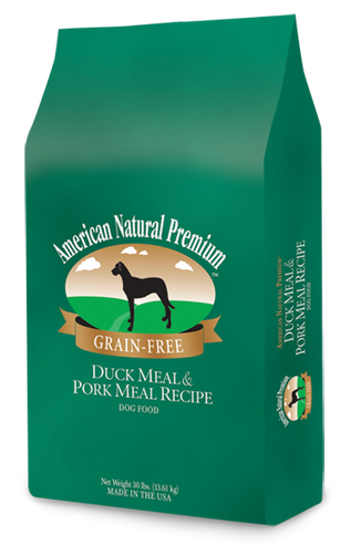 ANP Grain Free Duck & Pork, 30 lb.
