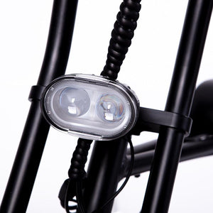 Optional LED Headlight