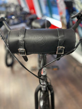 Load image into Gallery viewer, AE Vintage Leather Handlebar Bag