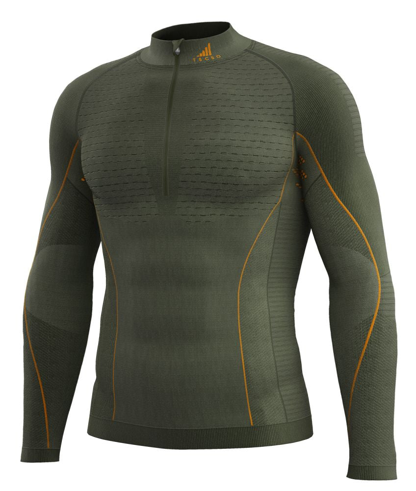 WINTER BASE LAYER ZIP