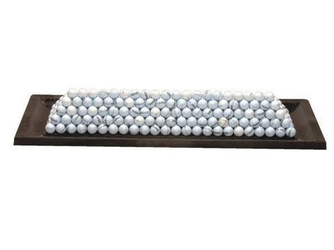 Fiberbuilt ball tray high capacity  (capacity 340 balls)