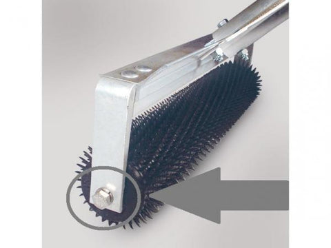 Stainless steel bolt for Magnum roller squeegee