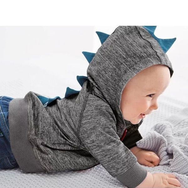 New Infant Toddler Baby Boy Girl Dinosaur