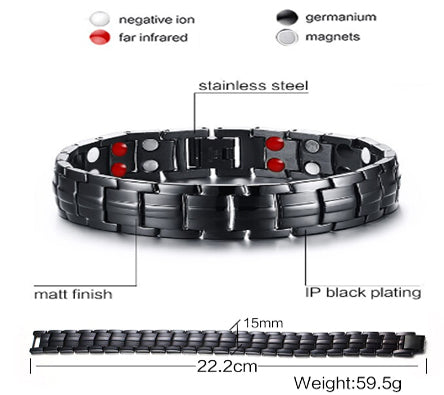 Men and Women Magnetic therapy bracelets