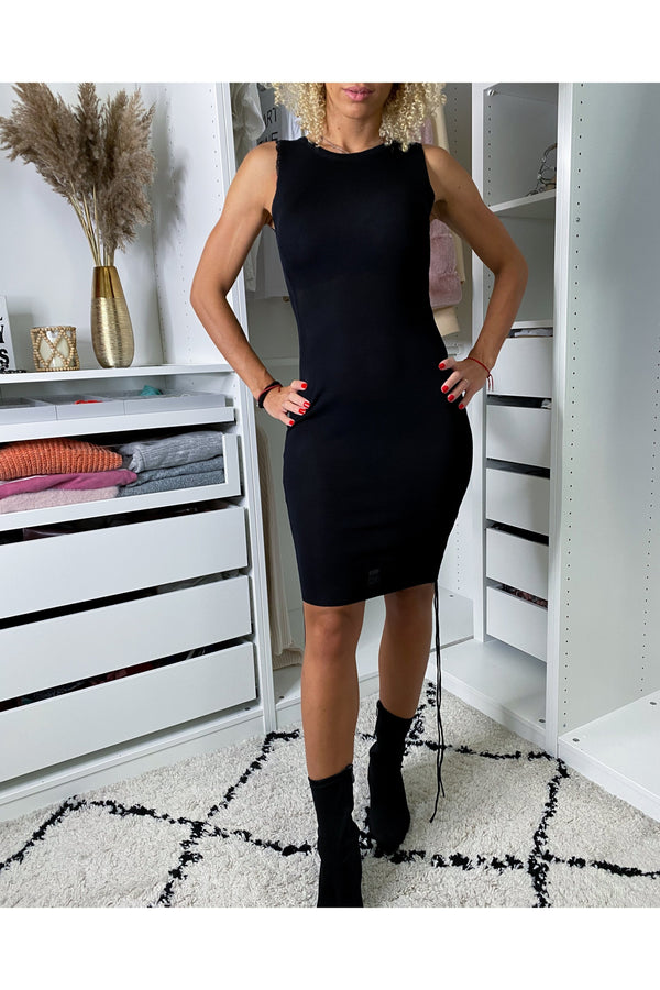 BLACK DRESS-DRESSES-Le Musthave